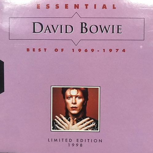 David Bowie ‎– Best Of 1969-1974