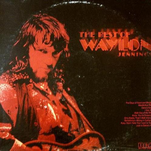 Waylon Jennings – The Best Of Waylon Jennings(MINT)