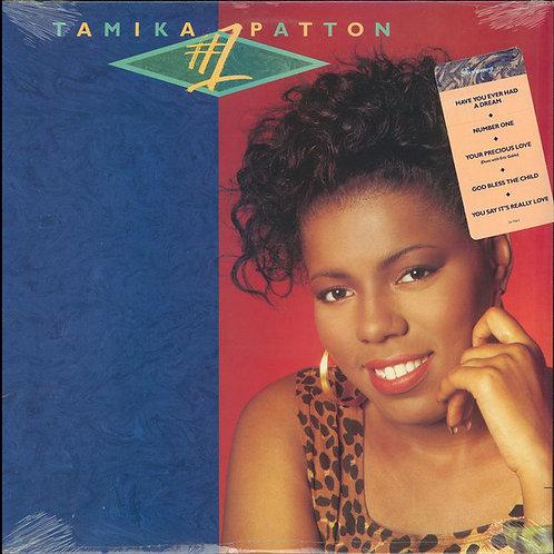 Tamika Patton – #1