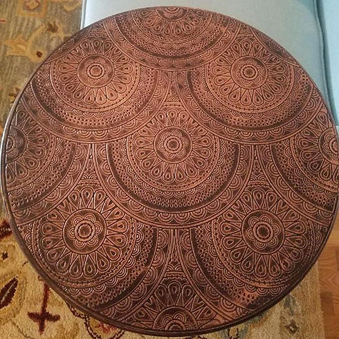 A mandala is a geometric figure that rep