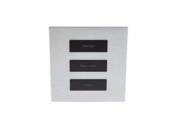 SILK-S Push Button series
