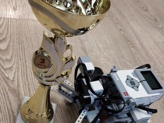 """Бронза KidSkills 2019  """"Мобильная робототехника"""" - наш общий результат!"""