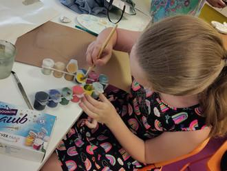 Юные художники, дизайнеры и архитекторы проводят семейные выходные в творческих мастерских НА ЗОРГЕ