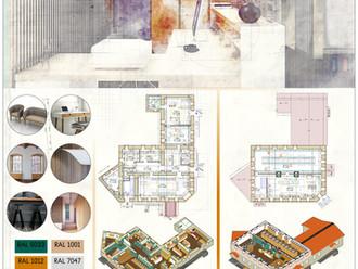 Подведены итоги молодежного архитектурного конкурса Библиотека в Кондрово. Даешь реализацию!
