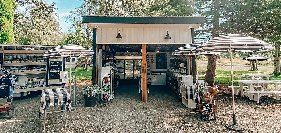 Home Farm, Farm Stand