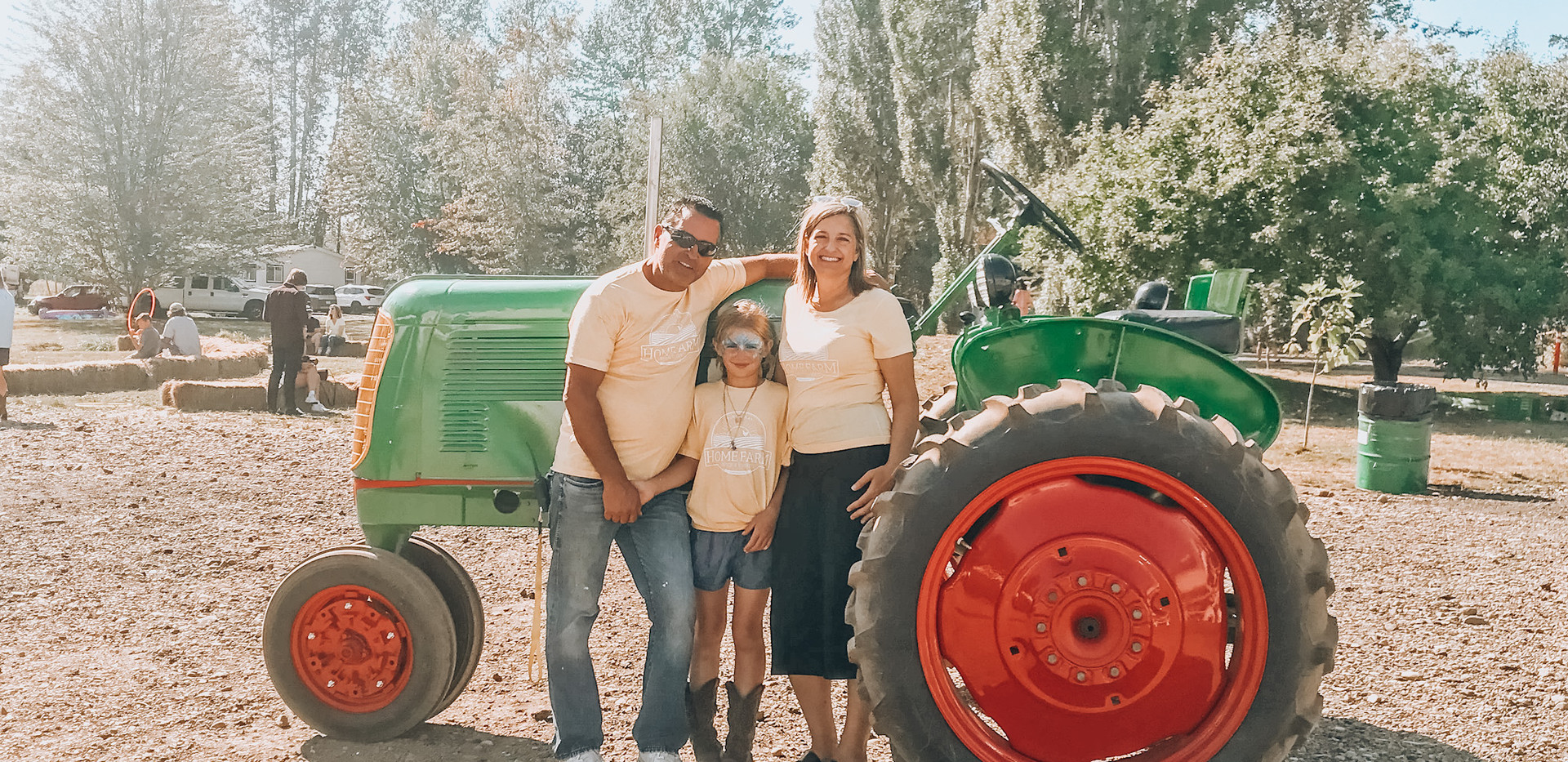 Dan, Bridgette & Chloe