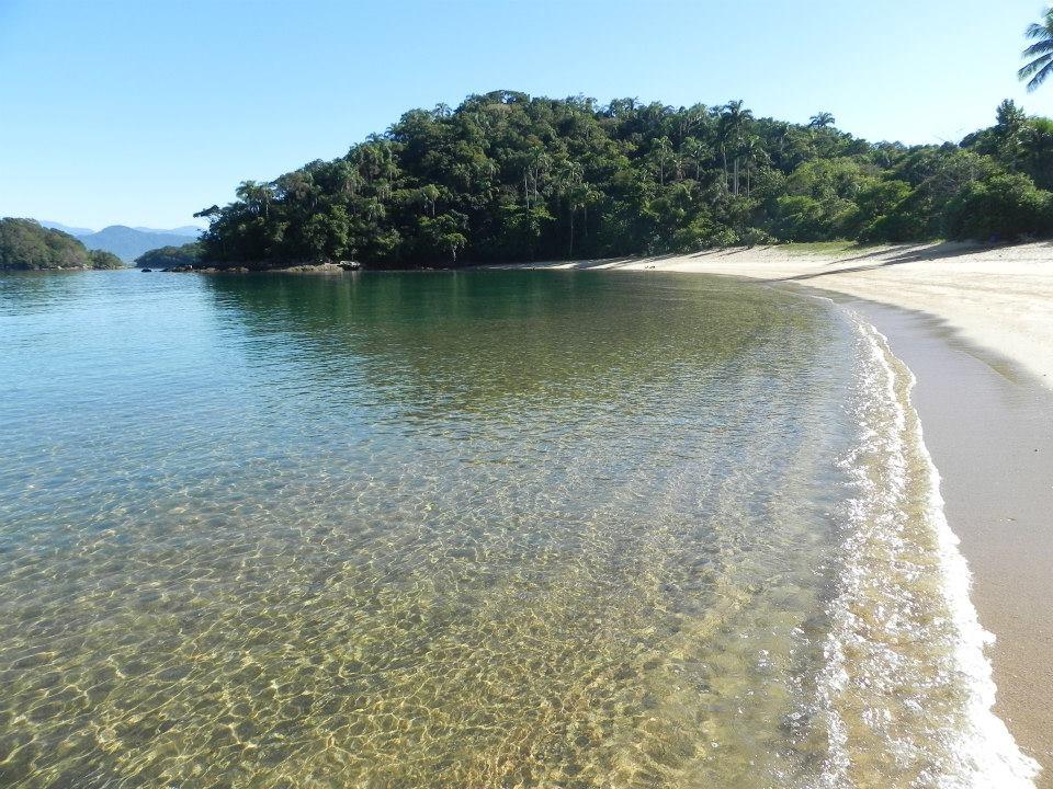 Praia de baixo- Saco do Bananal