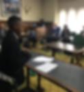 Student parliament oracy