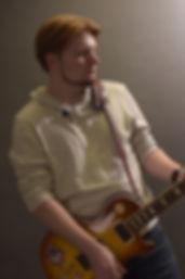Johnny Echo on Guitar