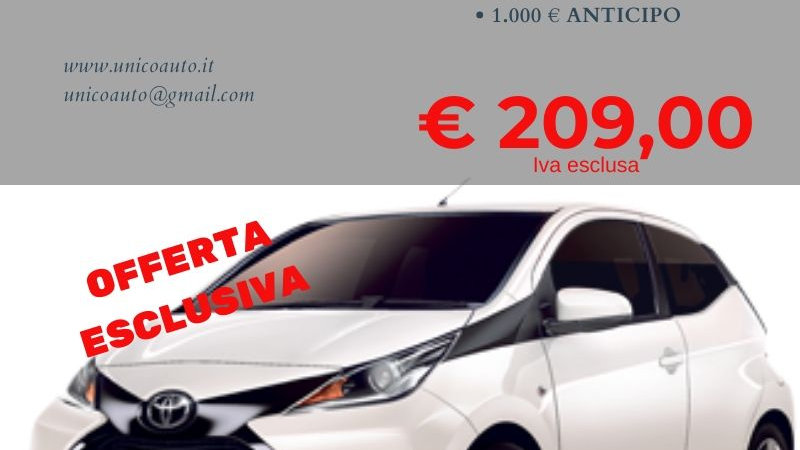 TOYOTA AYGO 1.0 VVT-I BUSINESS MMT