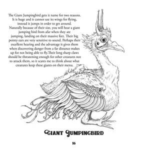 Giant Jumpingbird