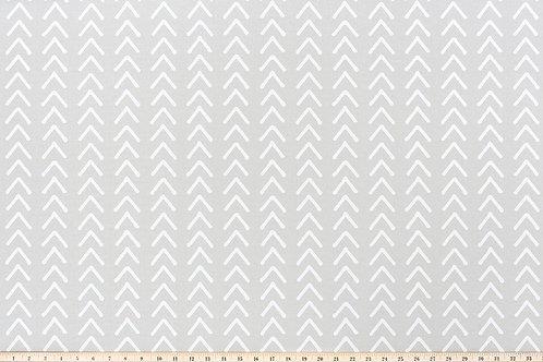 Retazo gris flechas 1,40x0,27