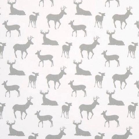 Retazo ciervos grises 1,40x0,40 cms
