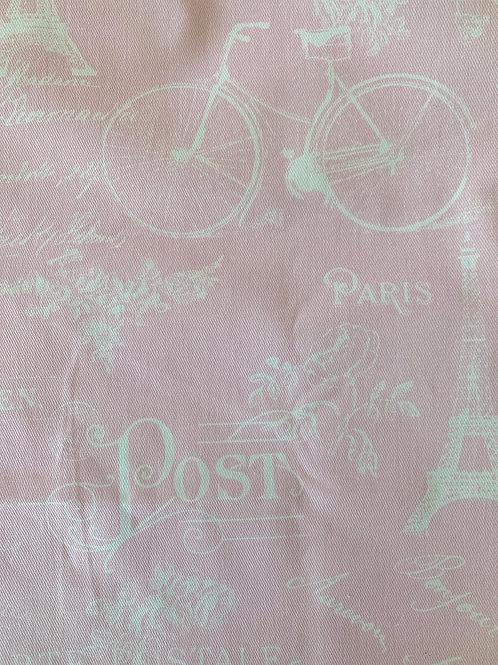 Retazo Paris 1,40x0,46 cms