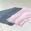 Thumbnail: Servilletas de linos rosado