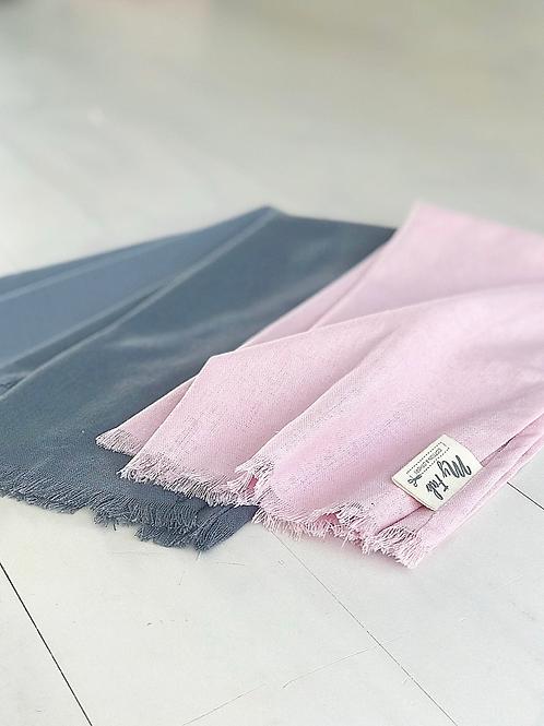 Servilletas de linos rosado