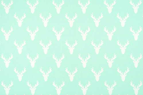 Retazo ciervos calipso 1,40x0,94 cms
