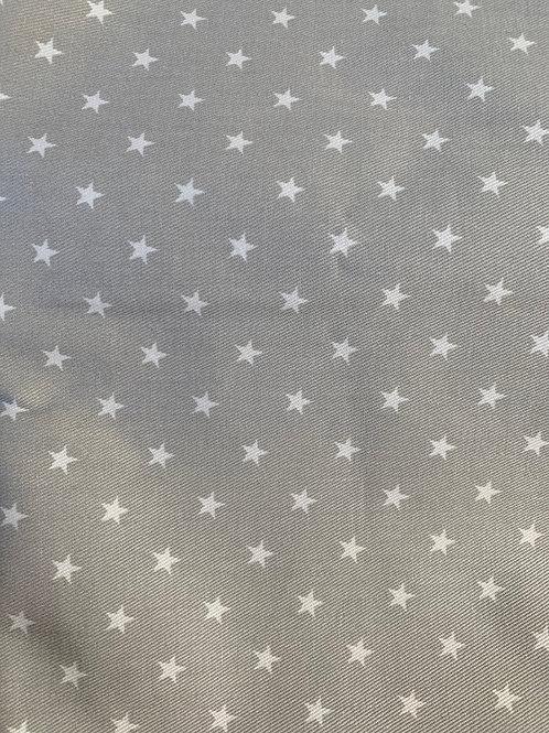Retazo estrellas grises 0,82