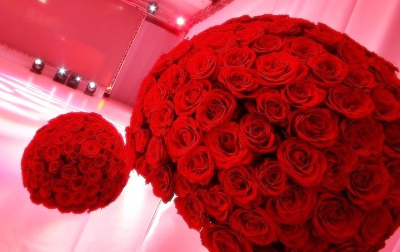 kule z róż 1