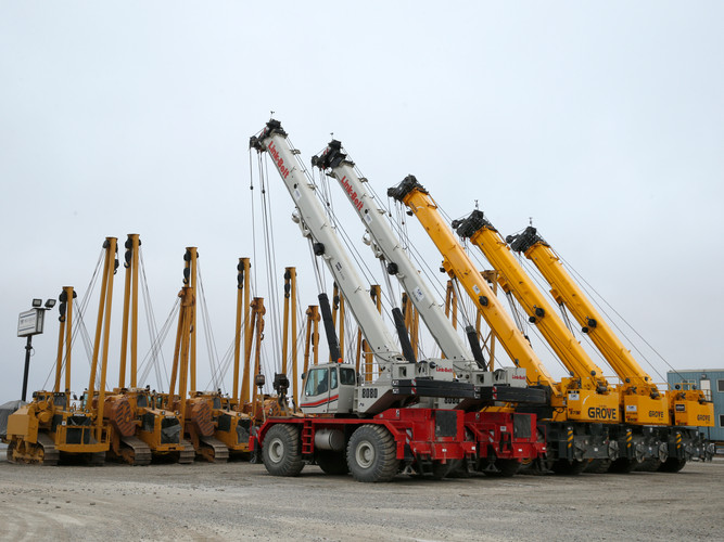 Heavy Equipment Servives