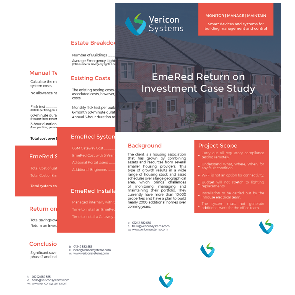 EmeRed Return on Investment Case Study