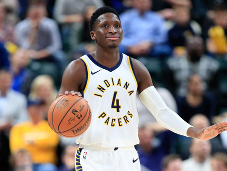 Victor Oladipo to Have Surgery For Torn Quadriceps Tendon