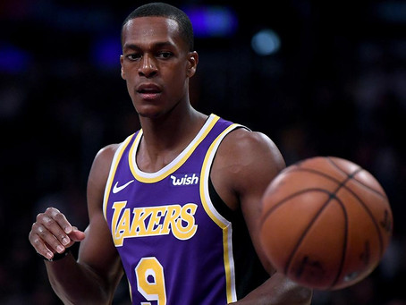 Rajon Rondo to Be Sidelined With a Fractured Hand