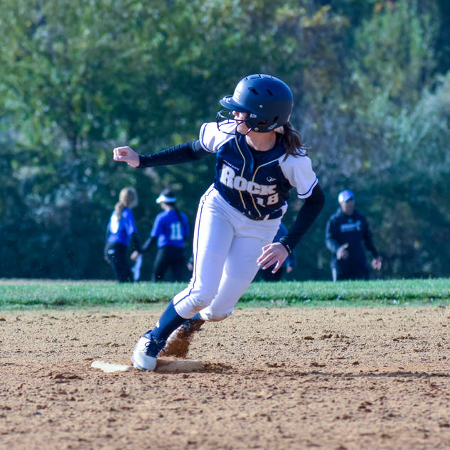 Ava Beal Heads to Third Base