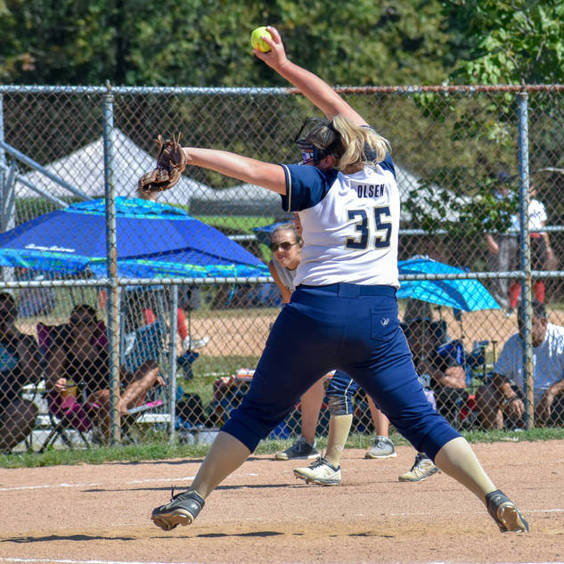 Kady Olsen Pitches Against the Ruthless