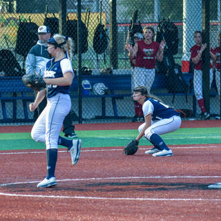 Emma Makes a Pitch Against the Alabama Sparks