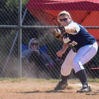 Kady Olsen Makes the Catch