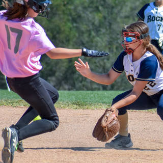 Jenna Morrison Gets Ready to Tag