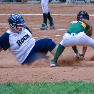 Kady is Safe at Second