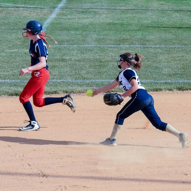 Jenna Morrison Flips to Second Base