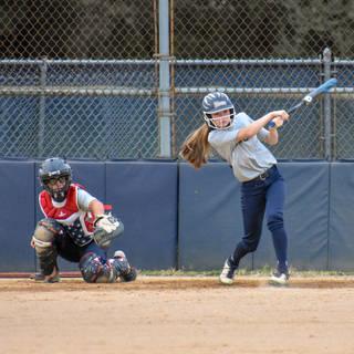 Katie Reed Line Drive Batting Practice