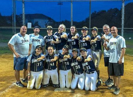 Rock 14U Premier Goes Out on Top, Wins USSSA Nightmare Regional Championship