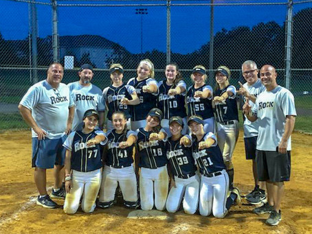 Rock 14U Premier Goes Out on Top, Wins USSSA Nightmare Regional Championship