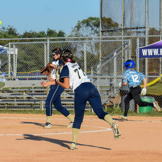 Ava Mahnken Throws Out the Chaos Batter