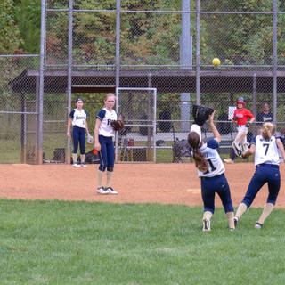 Angelina Makes the Out in Center