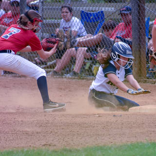 Alayna Dives Back to Third