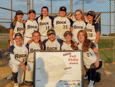 The Rock 14U National Wins the Philly Fall Jawn