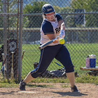 Kady Olsen Takes a Swing