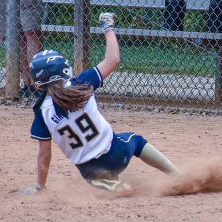 Alayna is Safe at Third