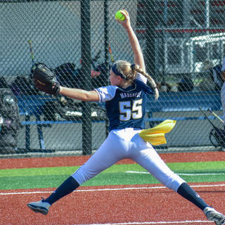 Emma Marchese Pitching
