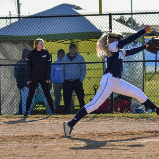 Emma Marchese Pitches Against the Chaos