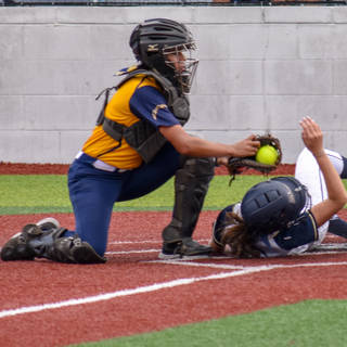 Ava Beal Slides into Home