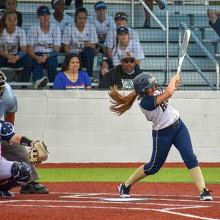 Abbey Valente Takes a Swing