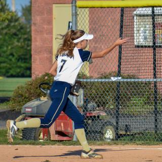 Helen Woloshyn Flips to First Base