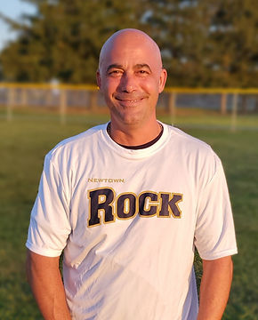 John Mahnken is an assistant softball coach for the Newtown Rock 14U Premier fastpitch team