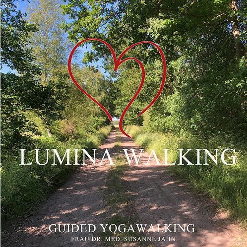 """Lumina-Walk I """" Der erste Walk"""